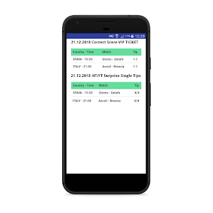 HT/FT Fixed Matches 100% VIP Screenshot