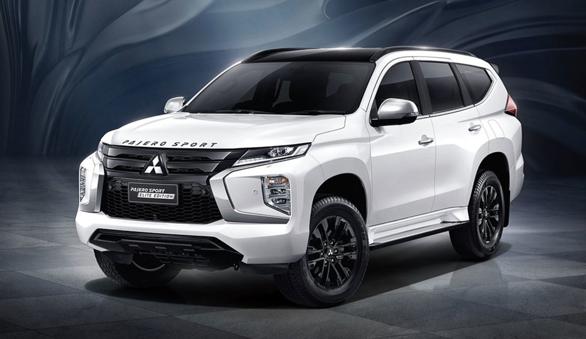 Đánh giá xe Mitsubishi Pajero Sport 2020-11