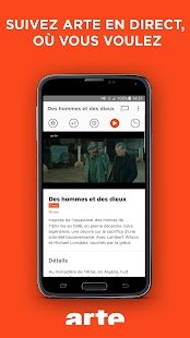 ARTE TV – Streaming et Replay – Vignette de la capture d'écran