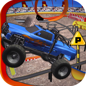 Extreme Monster Truck Parking for PC and MAC