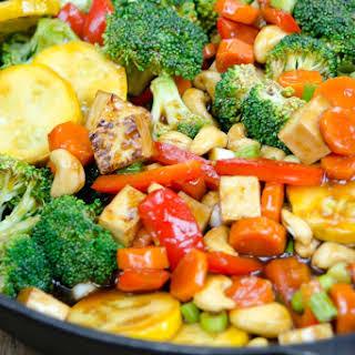 Ultimate Teriyaki Stir-Fry [Vegan, Gluten-Free].