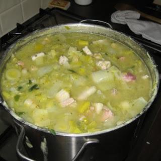 Dutchy Pea Soup.