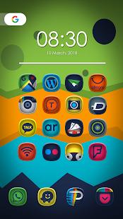 Hevo - Icon Pack Screenshot