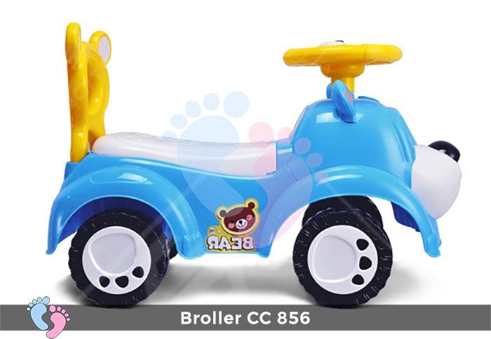 Xe chòi chân cho bé Broller CC-856 6