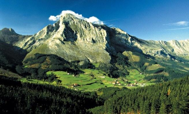 Resultado de imagen de los Montes Vascos