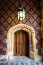 Photo: Doorway in Hampton Court