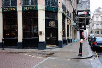 "Photo: ""The Golden Fleece"", City of London."