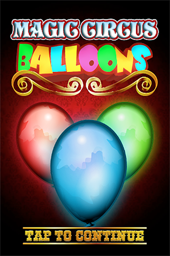 Magic Circus Balloons