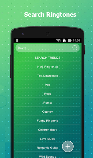 ringtones free for android screenshot 3