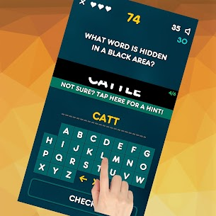 Hidden Word Brain Exercise PRO v4 (Paid) 2