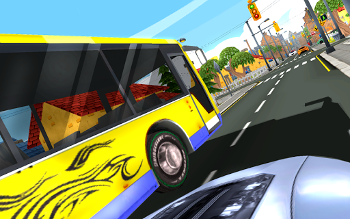 Screenshots von Subway Bus Racer 7