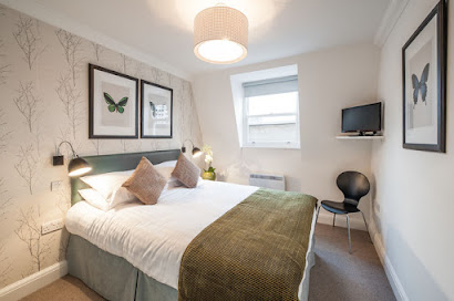 Chiltern Street Apartments in Marylebone