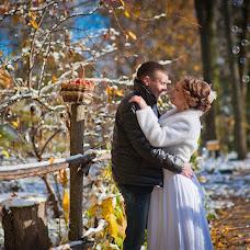 Wedding photographer Vladimir Komarov (komarov). Photo of 17.11.2014