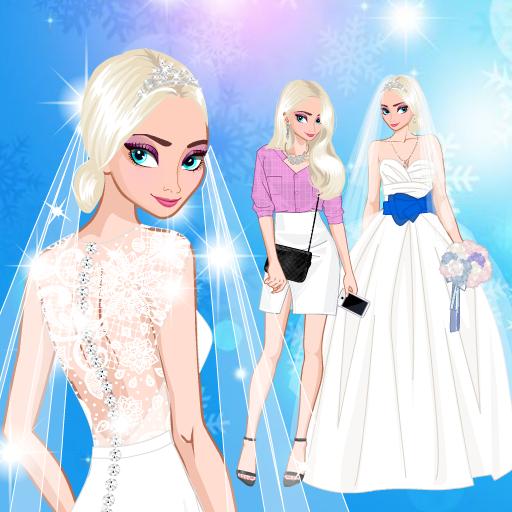 ❄ Icy Wedding ❄ Winter Bride icon