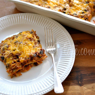 TexMex Lasagna Recipe