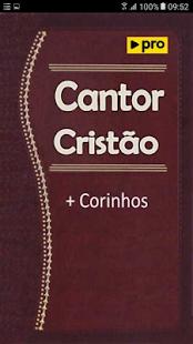 Cantor Cristão Pro (com áudio teclado) - náhled