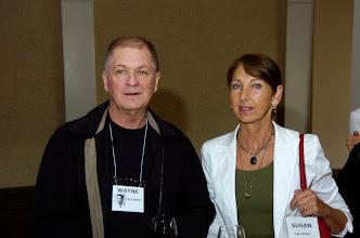 Photo: Wayne and Susan Callaway