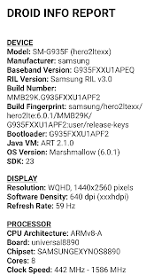 App Droid Hardware Info APK for Windows Phone