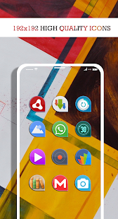 12Alament - icon pack Screenshot