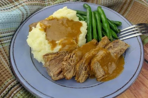 Gingersnap Pot Roast