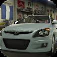 Car Parking Hyundai i30 Simulator apk