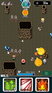 Pixel Dungeon Hero- screenshot thumbnail
