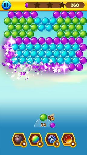 Bubble Bee Pop - Colorful Bubble Shooter Games 1.2.6 screenshots 2