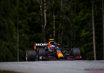 Max Verstappen klopt de Ferrari's in eerste vrije training in de GP van Oostenrijk