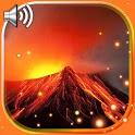 Volcano Best Live Wallpaper icon