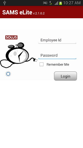 SAMS eLite screenshot 1