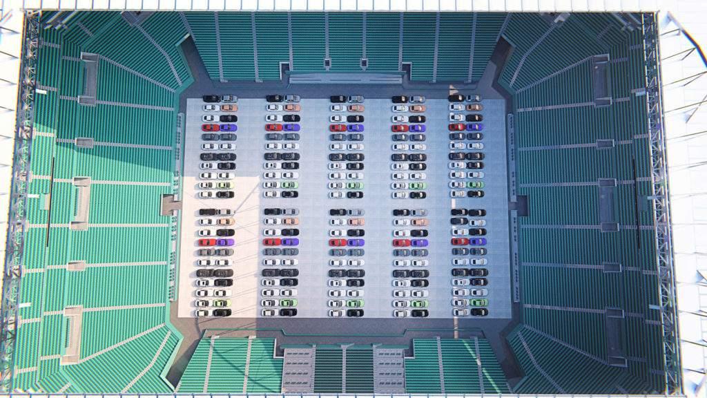 Miami Dolphins convertirá el Hard Rock Stadium en un autocine 3