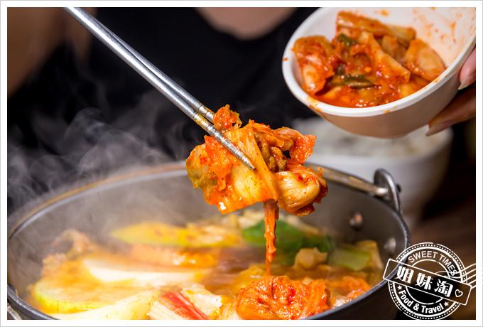 大頭韓式泡菜泡菜鍋2