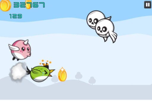 Undefeated Flying Dash