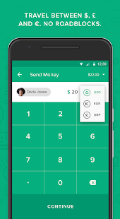 Circle Pay- screenshot thumbnail