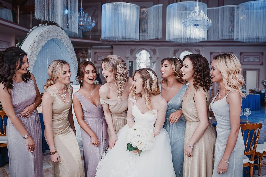 Bryllupsfotograf Mariya Averina (AveMaria). Bilde av 21.11.2018