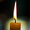 candle live wallpaper icon