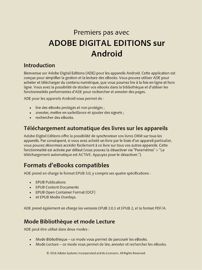 se app adobe digital editions id