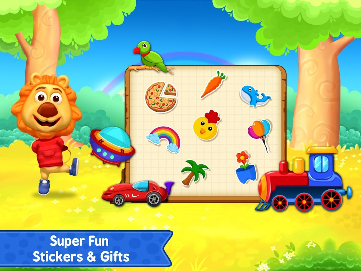 Game for colors - Abc Kids Tracing Phonics Screenshot