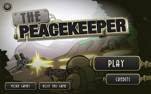 Peacekeeper - Trench Defense- screenshot thumbnail