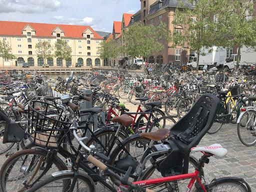 Copenhagen is world famous for its biking culture.