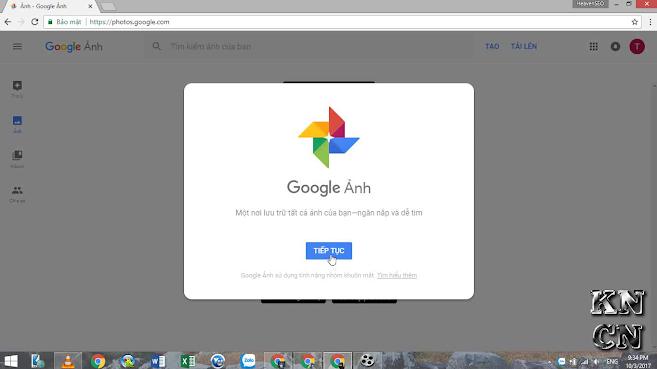 Cách nhúng ảnh từ Google Photos vào Website WordPress