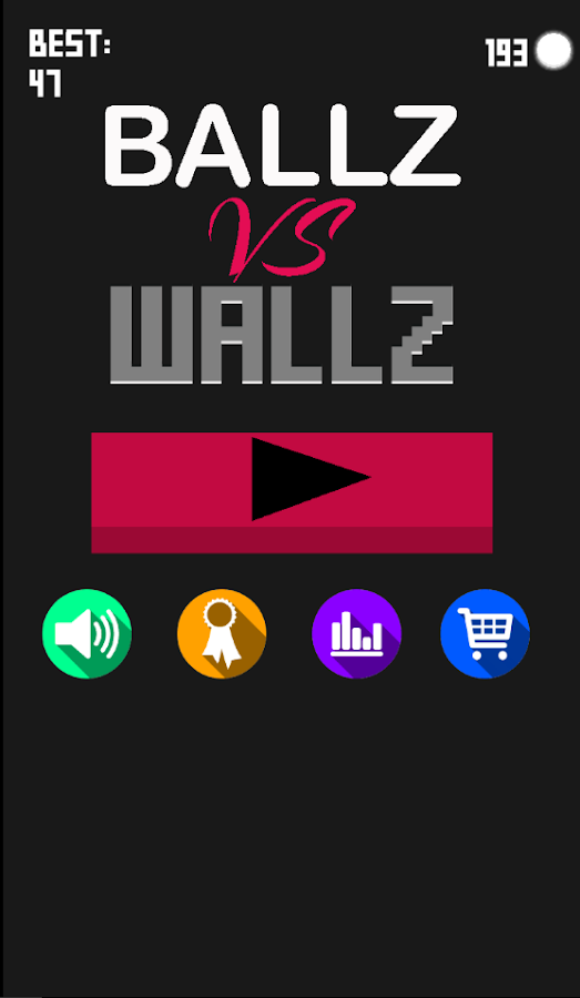 Ballz VS Wallz- screenshot