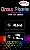 Draw Pixels - Pixel Art Game - screenshot thumbnail 01