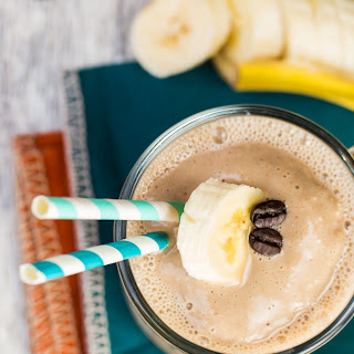Easy Coffee Smoothie.