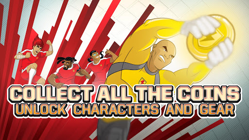 Supa Strikas Dash - Dribbler Runner Game 1.42 Screenshots 3