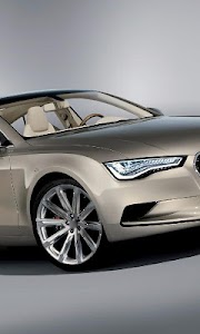 Wallpapers Audi A7 Sportback screenshot 1