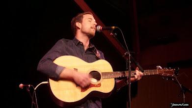 Photo: Scott MayKay, beautiful in voice and story.