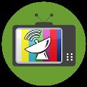 ماهواره تلویزیون ورادیو جیبی icon