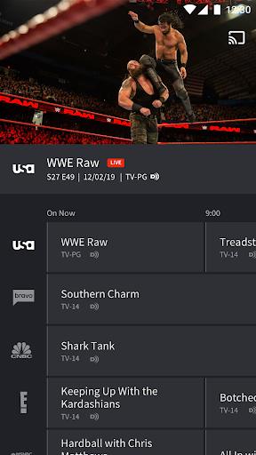 USA Network screenshot 4
