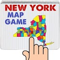New York Map Game icon